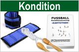 Trainingsgeräte und Zubehör für die Kondition