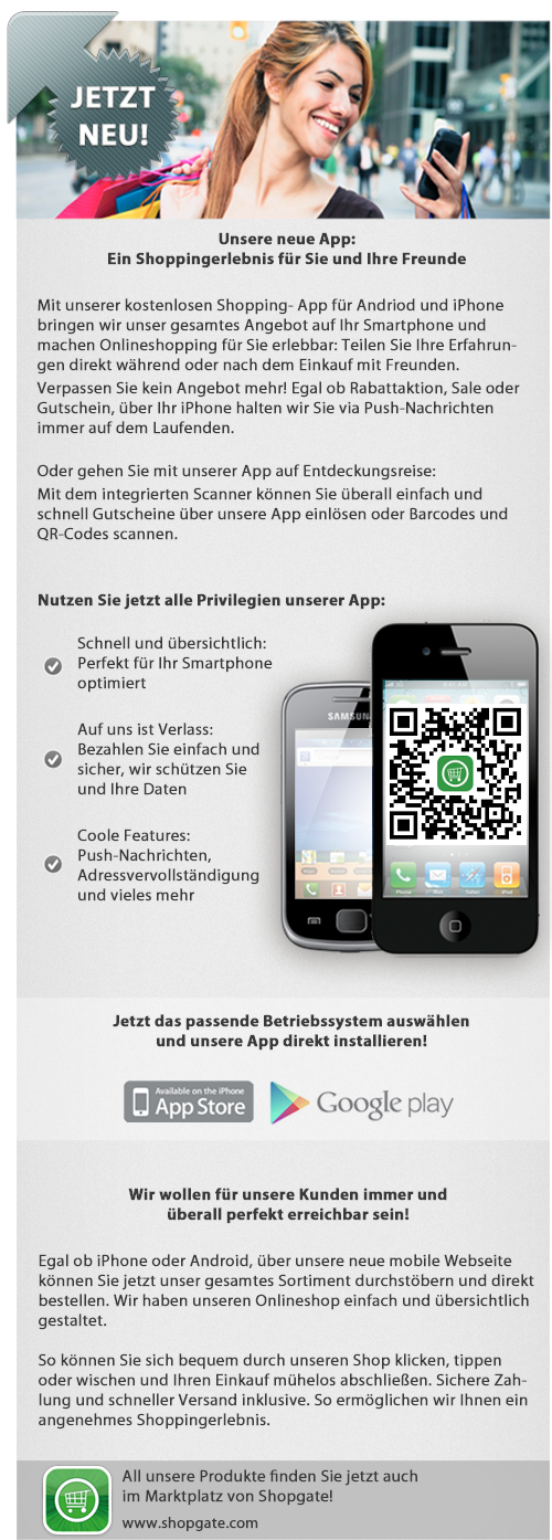 Unsere Apps