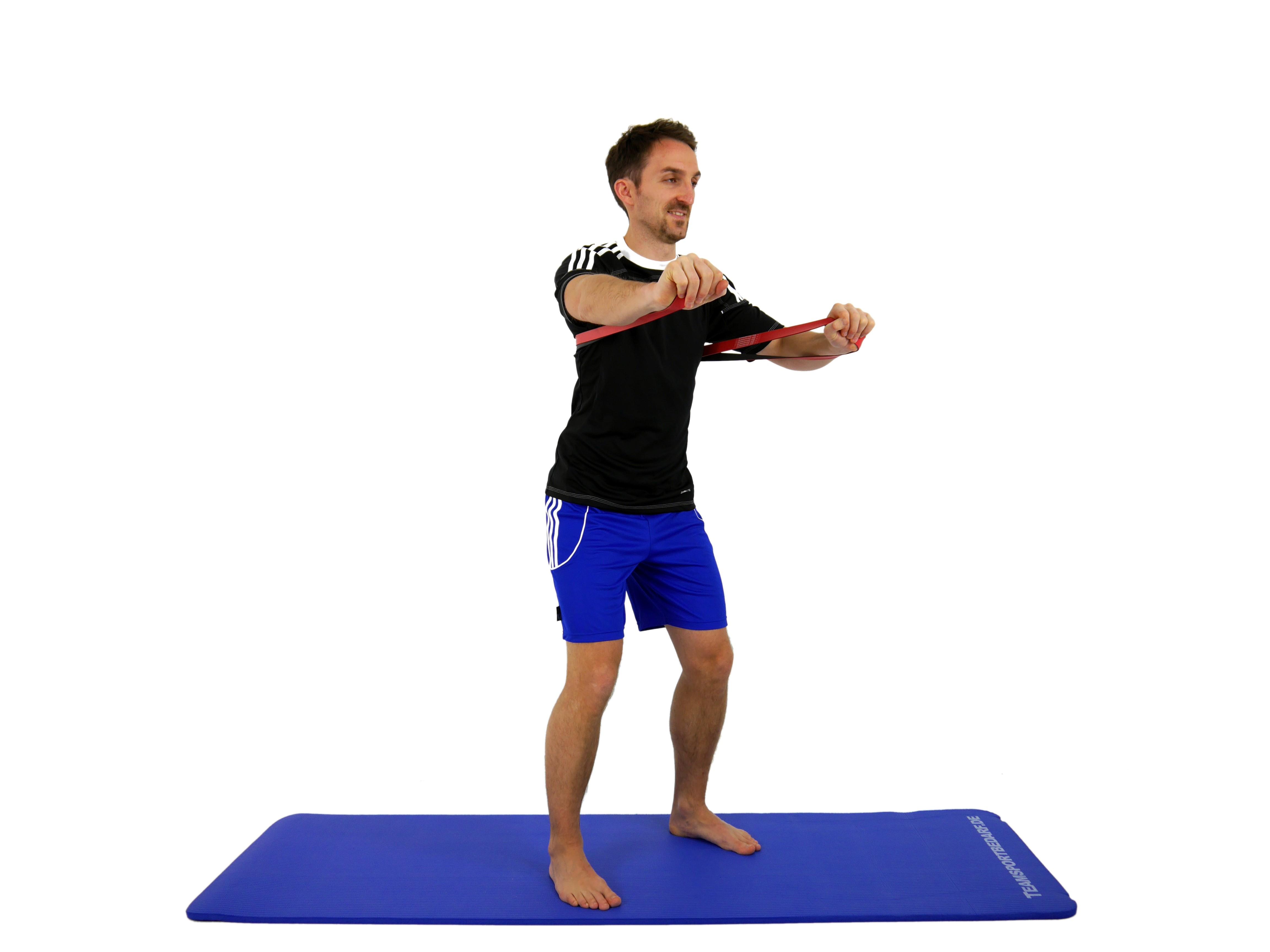 Übung Oberkörper
