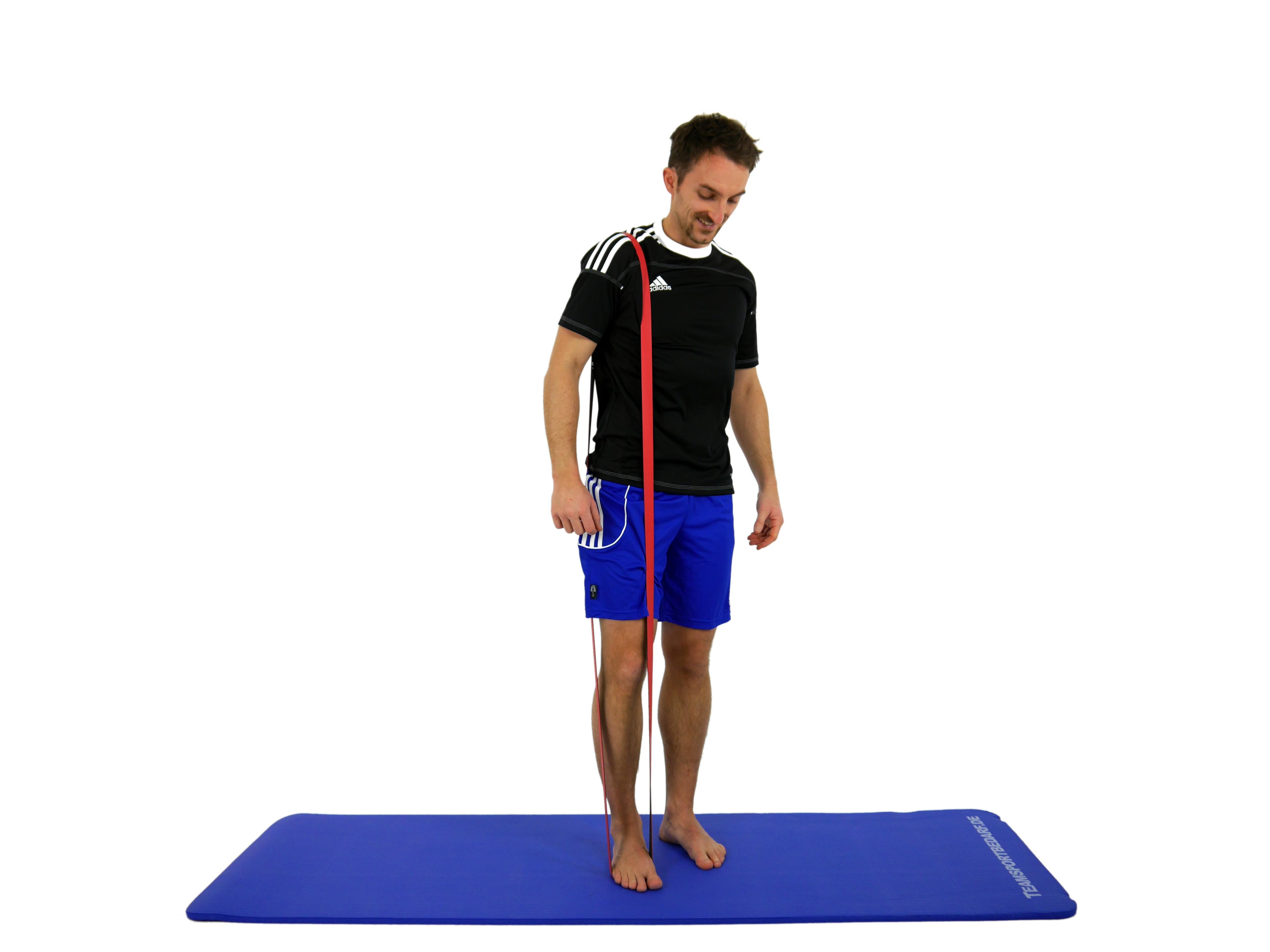 Übung Beine