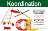 Trainingshilfen zur Koordination