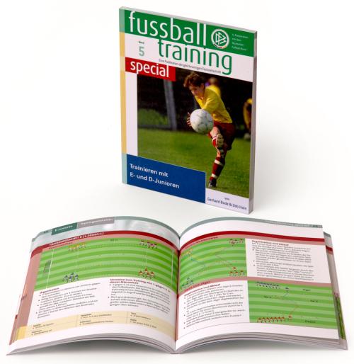 Fussball Trainingsbuch Trainieren Mit E Und D Junioren