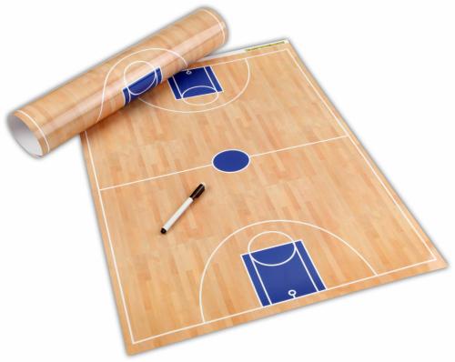 Basketball Taktikposter