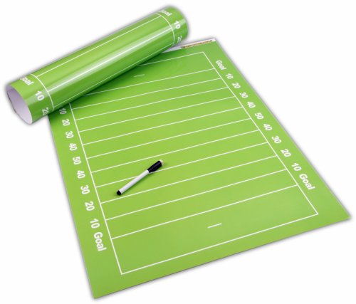 American Football Taktikposter