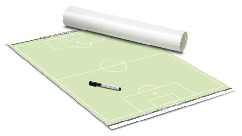 Fussball Taktikposter